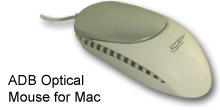 ADB Optical Mouse for Mac